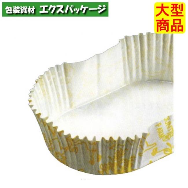 ペットカップ 茶ベタ 小判型 PTK12065-S 1501572 6000枚入 ケース販売 大型商品 取り寄せ品 天満紙器