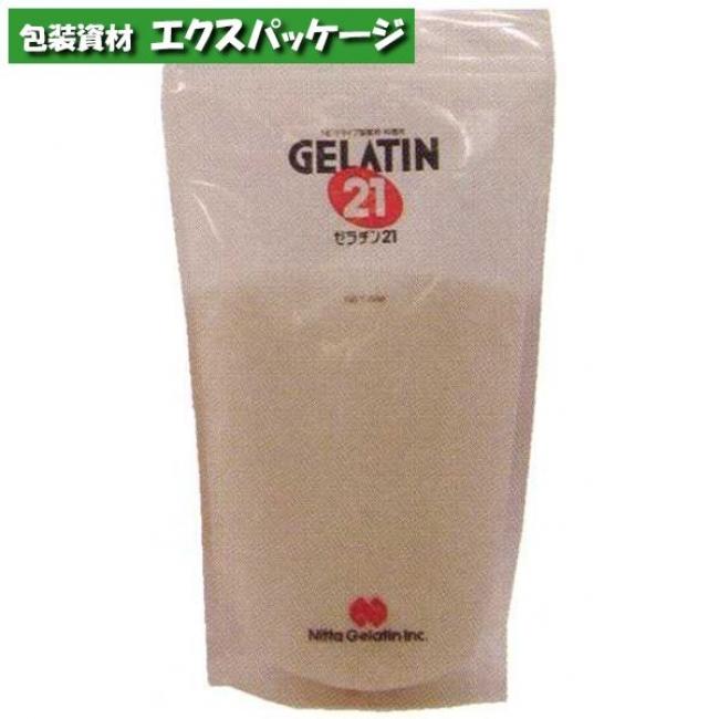 新田ゼラチン ゼラチン21 500g 521213 取り寄せ品 池伝