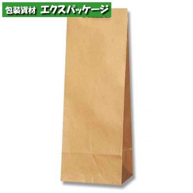 【シモジマ】T型チャームバッグ B-2 片艶120g 未晒無地 クラフト 200枚入 #003191100 【ケース販売】
