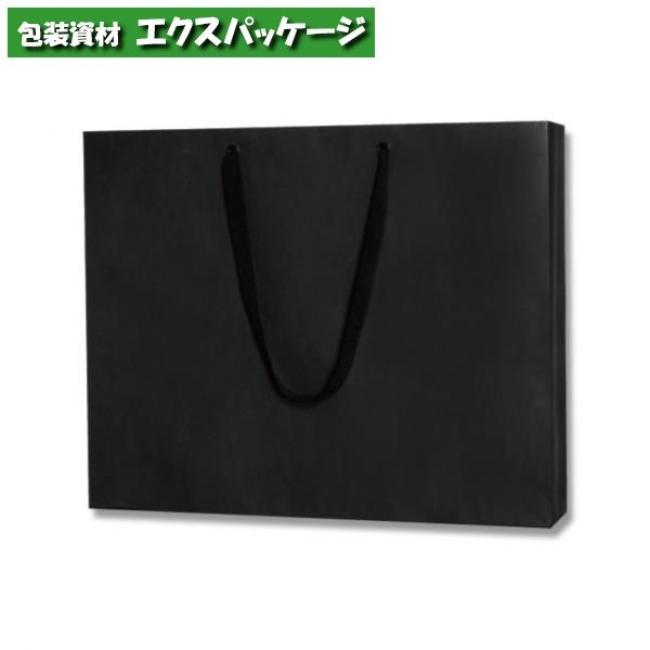 ファッションバッグ L クロ 黒 50枚入 #006489300 ケース販売 取り寄せ品 シモジマ