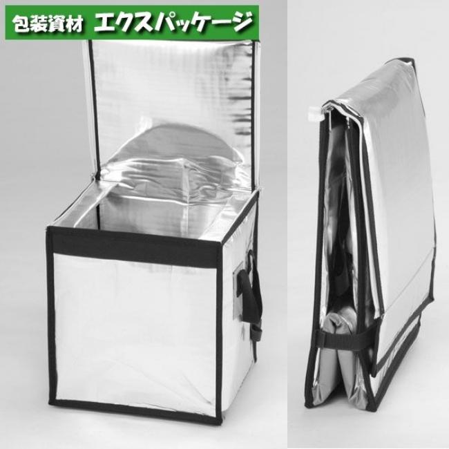 【オリジナル】折りたたみ式 保冷保温ボックス ネオシッパー L-4 (前閉じタイプ) 1入