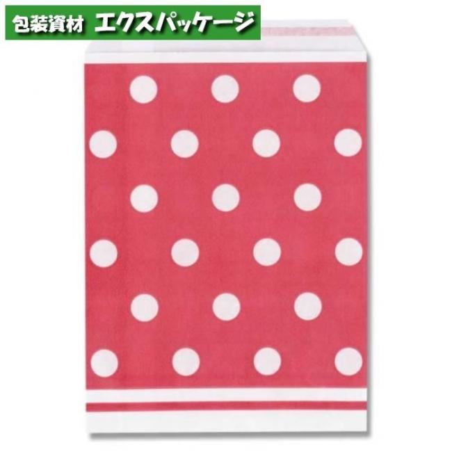 柄小袋 Rタイプ R-80 シンプルドットR 4000枚入 #006527253 ケース販売 取り寄せ品 シモジマ