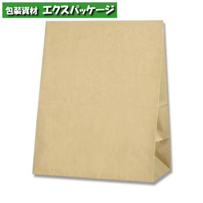 ケーキバッグ 大 未晒無地 クラフト 2000枚入 #004175001 ケース販売 取り寄せ品 シモジマ