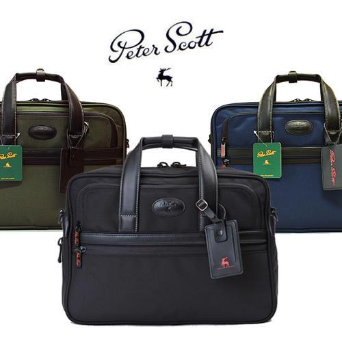 Peter Scott(ピータースコット) ビジネスバッグ(デラックスエリートポートフォリオ/6254M) 【メンズビジネスバッグ】