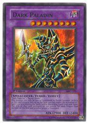 アジア版(英語表記) 紫 DARK PALADIN(U)(超魔導剣士 ブラックパラディン)