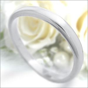 マリッジリング Eternita(エテルニタ) Purezza(プレッツァ) 《 MR-7M 》 PT950(純度95%プラチナ) 約2.7mm幅