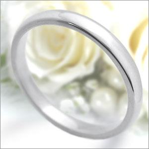 マリッジリング Eternita(エテルニタ) Rotondo(ロトンド) 《 MR-R27M 》 PT950(純度95%プラチナ) 2.7mm幅