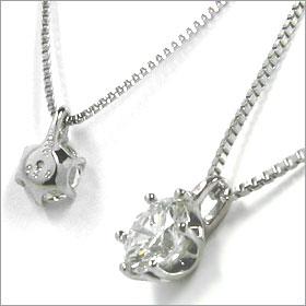 鑑定書付きネックレス  ダイヤモンド 0.3ct  E VS2 EXCELLENT H&C  ベネチアン プラチナ Pt900/Pt850