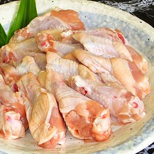 手羽元 国産鶏肉の手羽元はたっぷり