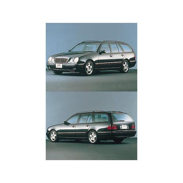 ベンツワゴン Eクラス ストップランプなし高品質、高透明、高耐久断熱カット済みカーフィルム(ウィンコススタンダード)210265・210270・210282・
