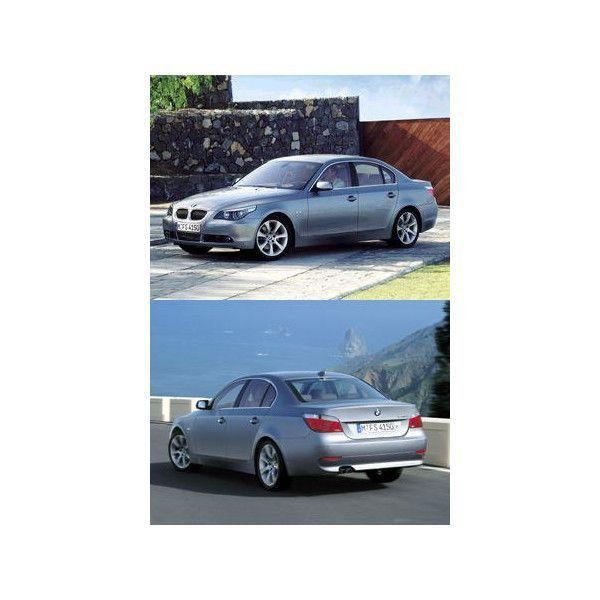 BMW 5シリーズセダン E60高品質、高透明、高耐久断熱カット済みカーフィルム(ウィンコススタンダード)NA25・NA30・NB44
