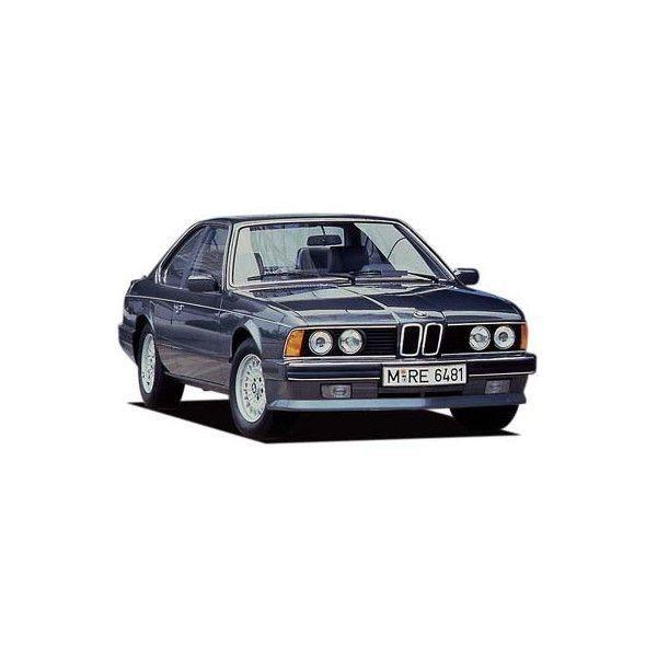 BMW 6シリーズ高品質、高透明、高耐久断熱カット済みカーフィルム(ウィンコスプレミアムシリーズ ・IKCシルフィード)635