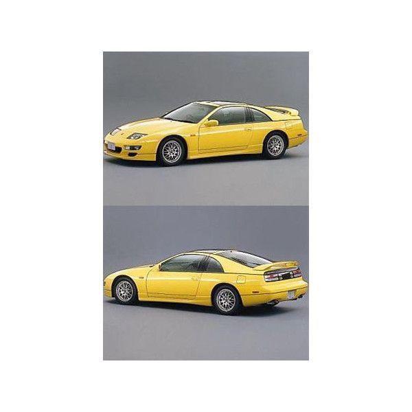 フェアレディー Z 2by2Z32高品質、高精度、高透明カット済みカーフィルム(ウィンコススタンダード)