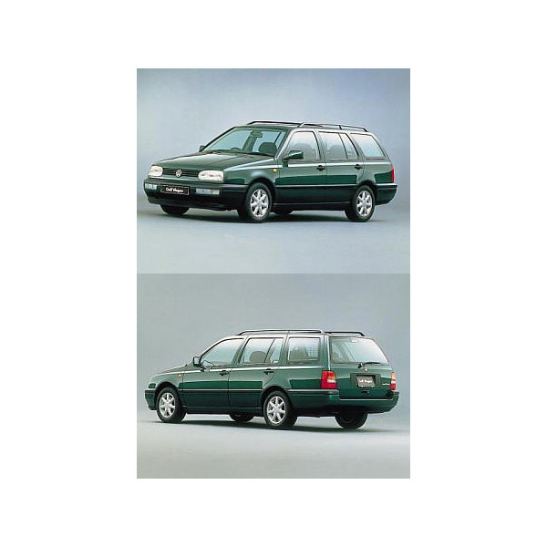 ゴルフ IIIワゴン 〔リア違い〕高品質、高透明、高耐久断熱カット済みカーフィルム(ウィンコスプレミアムシリーズ ・IKCシルフィード)1HAGG・1HADY・1HADZ
