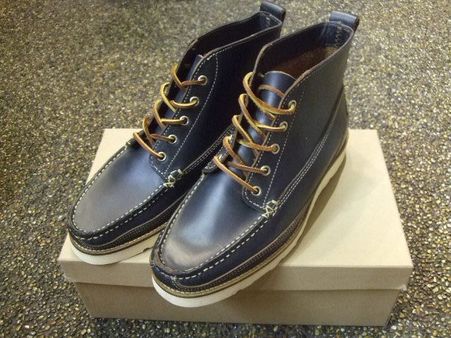 『OAK STREET BOOTMAKERS』(オークストリート ブーツマーカーズ)Vibram Camp Boots MADE IN USA(送料無料)   532P17Sep16