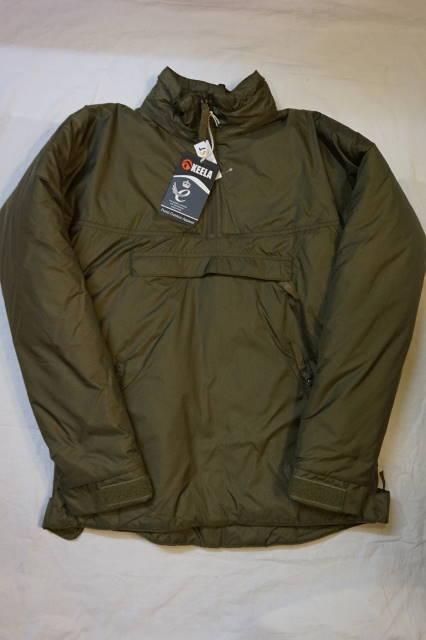 Black All Sizes Keela Belay Smock Mens Jacket