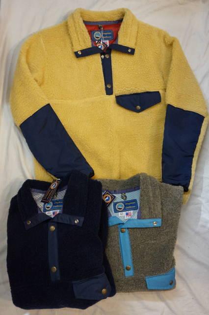 『Oregonian Outfitters』(オレゴニアン・アウトフィッターズ) ティラムーク フリースプルオーバー ジャケット MADE IN USA