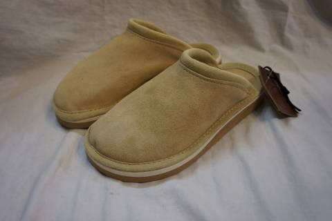 『THE Sandalman』(ザ、サンダルマン)【当店 FIRST 別注】 SLIPPER MADE IN USA
