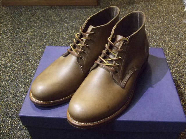 『OAK STREET BOOTMAKERS』(オークストリート ブーツマーカーズ)Trench Chukkaトレンチチャッカー MADE IN USA(送料無料)   532P17Sep16