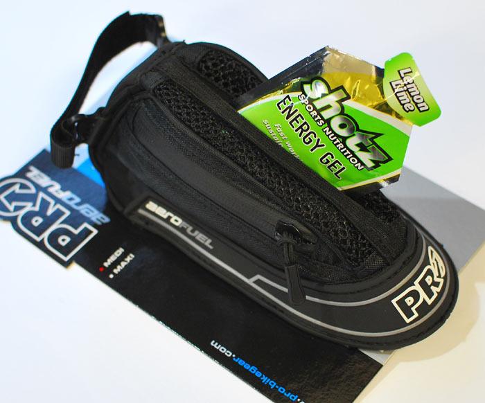 タイムセール トップチューブ上の 補給食バッグ シマノ プロ PRO Medi Aero 再再販 エアロヒューエル Fuel