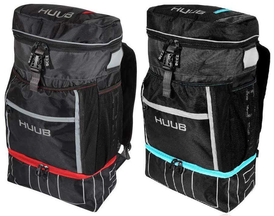 定番から日本未入荷 特価 休日 15%オフ+送料無料 HUUB Transition Bag2 フーブ トランジション マラソン 約40L 2 トライアスロン バッグ 大会移動に最適 レース