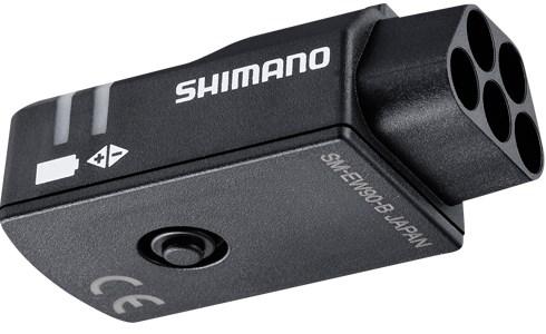SHIMANO Di2 電動 SM-EW90B コックピット用 ジャンクション 5ポート