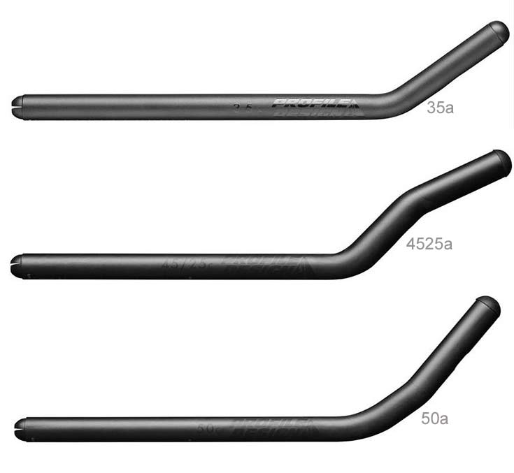 プロファイルデザイン Profile Design Super Sonic Ergo カーボン エクステンションバー 2本セット DHバー トライアスロン 送料無料