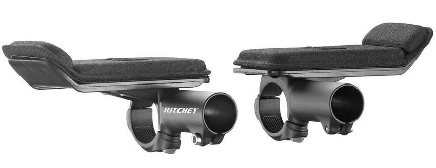 リッチー Ritchey COMP Silver 軽量 クリップオン エクステンション別売 トライアスロン TT ハンドル