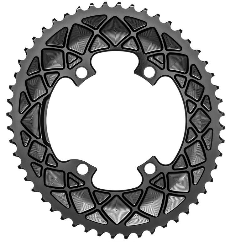 absolute BLACK アブソリュート ブラック Premium OVAL 楕円 CNC チェーンリング アウター 各種 お取り寄せ