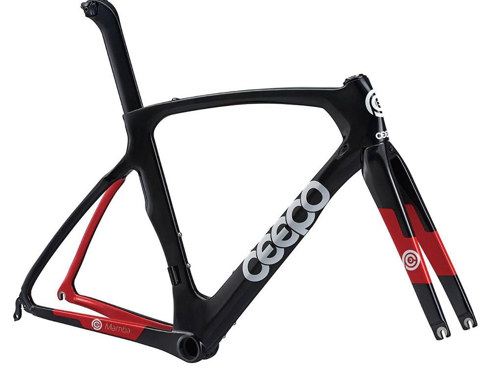 CEEPO MAMBA シーポ マンバ フレームセット トライアスロン ロード 両方に使用可能 トライアスロンバイク ロードバイク 兼用