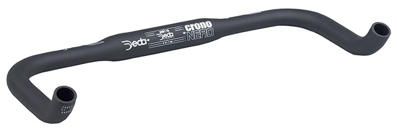 DEDA デダ クロノネロ ベースバー 落差0/60mmから選べる ブルホーンバー