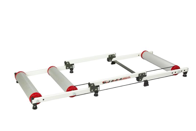 ミノウラ MOZ Roller モッズローラー 初心者も乗りやすい 3本ローラー インドア トレーナー 送料無料