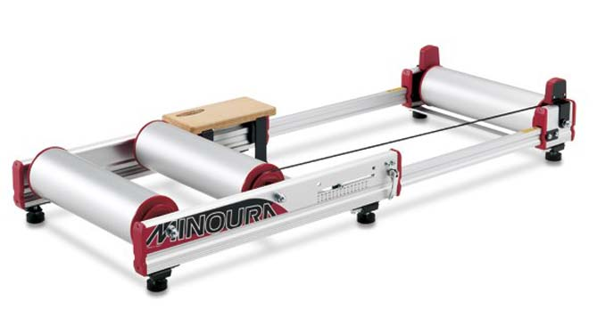 ミノウラ LiveRoll R720 3本ローラー 極太ローラー採用 スムーズなペダリングと実走感