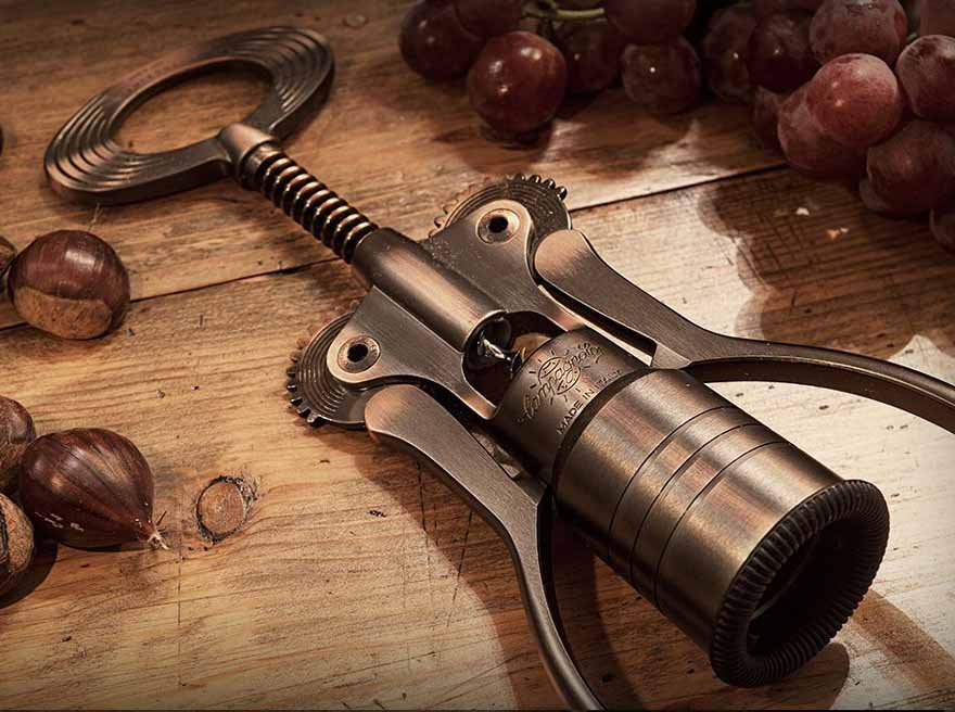 カンパニョーロ コルクスクリュー BIG 大型 ワインオープナー ブロンズ 贈答用 お祝い