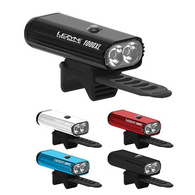 レザイン LITE DRIVE 1000XL ライトドライブ Max 1000ルーメン 大光量 2LED ライト