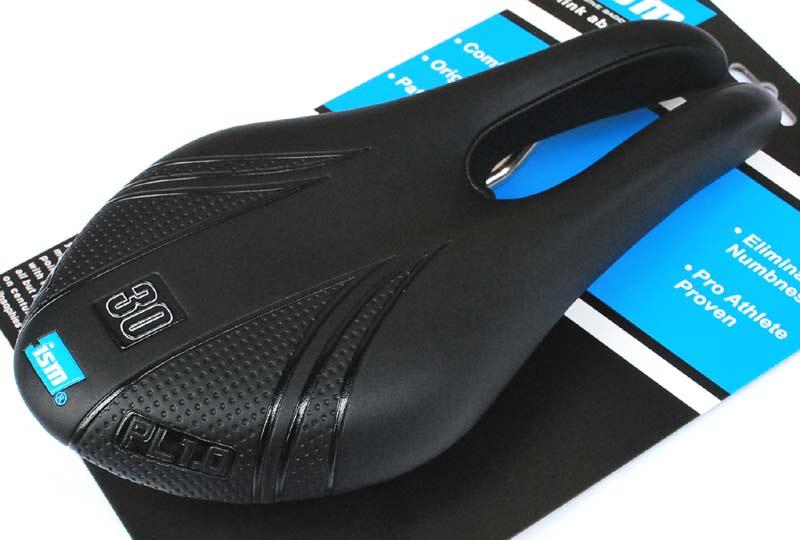 ISM PL1.0 旧名称 アイエスエム アダモ ブレークアウエイ チタンレール トライアスロン タイムトライアル に適した ニュー サドル 快適さを追求