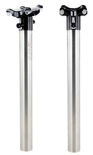 USE EVO90 チタン シートポスト 美しいチタンフィニッシュ USEの最高峰チタンシートポスト 送料無料