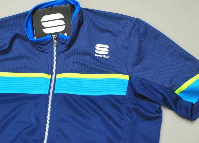 31335d9c8 SPORTFUL port full PISTA ピスタ short sleeves jersey MENS cat POS shipment is  possible
