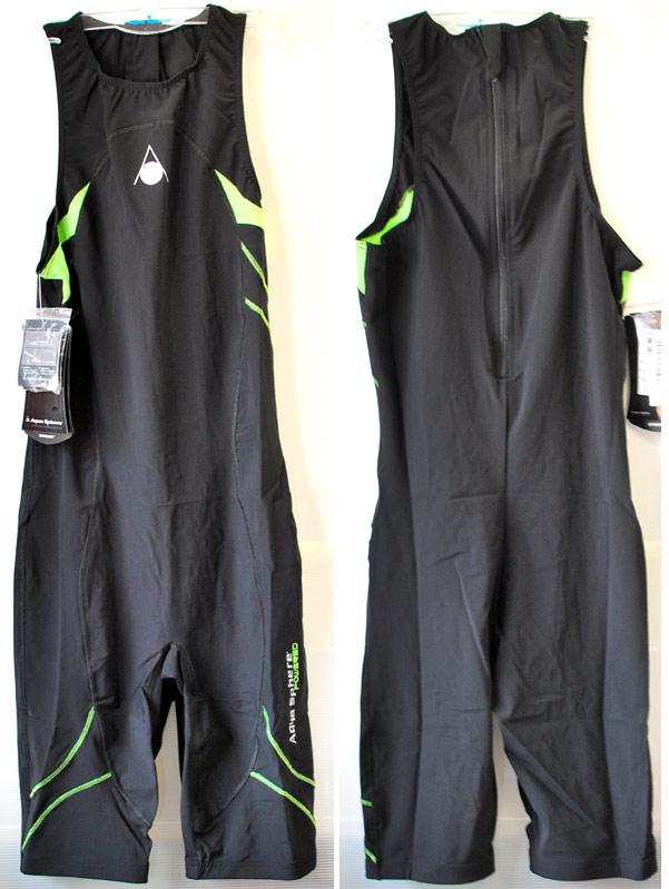 アクアスフィア Energize エナジャイズ スピードスーツ Ironman Approved スイムスーツ 送料無料 お取り寄せ品