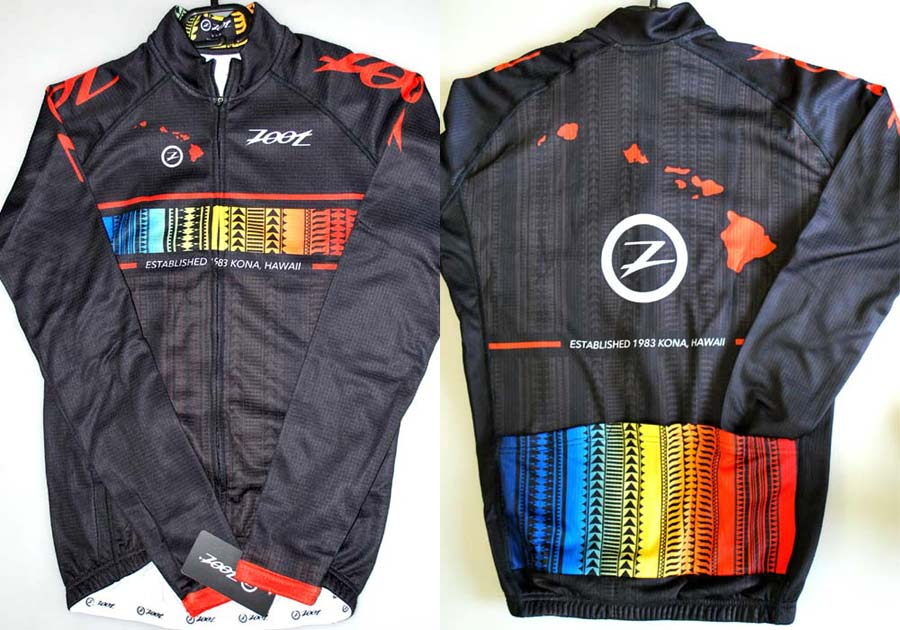 fe966b62f ZOOT Zoot cycle Alii Long Sleeve Jersey CYCLE ALI I THERMO LS JERSEY  Hawaiian