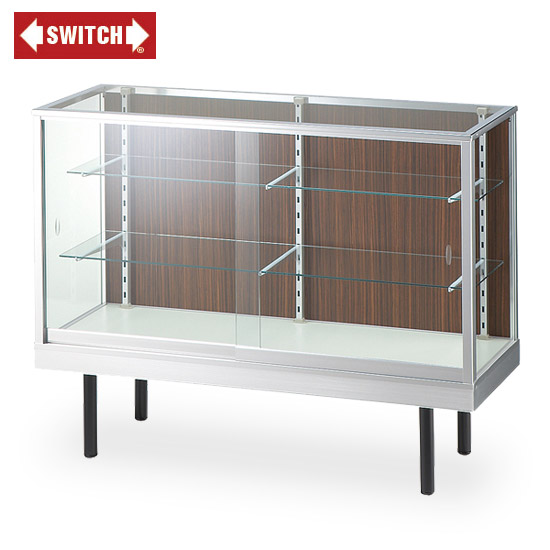 【SWITCH】 GLASS SHOW CASE WIDE 900 (ガラスショーケースワイド900) 【送料無料】