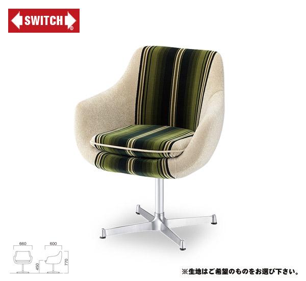 【SWITCH】 COSMIC CHAIR X LEG T-SERIES (スウィッチ コスミック チェアー X脚 T-シリーズ) 【送料無料】 【SWP10B】