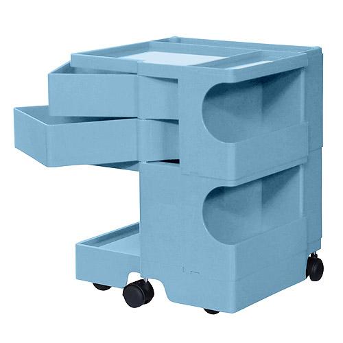 ■ 正規輸入品 BOBY WAGON 2×2 BONNIE BLUE (ボビーワゴン 2段2トレイ ボニーブルー) 【送料無料】