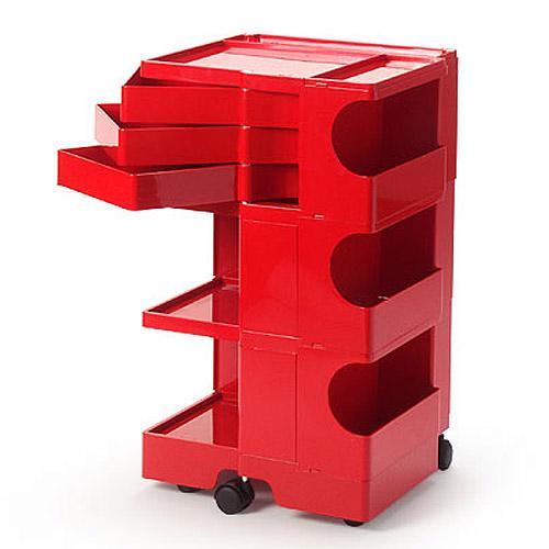 高質で安価 正規輸入品 BOBY WAGON BOBY (ボビーワゴン 3×3 RED【送料無料】 (ボビーワゴン 3段3トレイ レッド)【送料無料】, リサイクルきもの天陽:ddc4dcea --- canoncity.azurewebsites.net