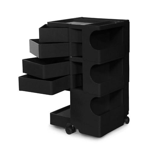 高品質の人気 正規輸入品 BOBY WAGON 3×4 BLACK (ボビーワゴン 3段4トレイ 3段4トレイ ブラック)【送料無料】 BLACK【送料無料】, テントシートの職人工房:1cdeb7fd --- canoncity.azurewebsites.net