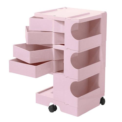 正規輸入品 BOBY WAGON 3×4 TENDER ROSE (ボビーワゴン 3段4トレイ テンダーローズ) 【送料無料】