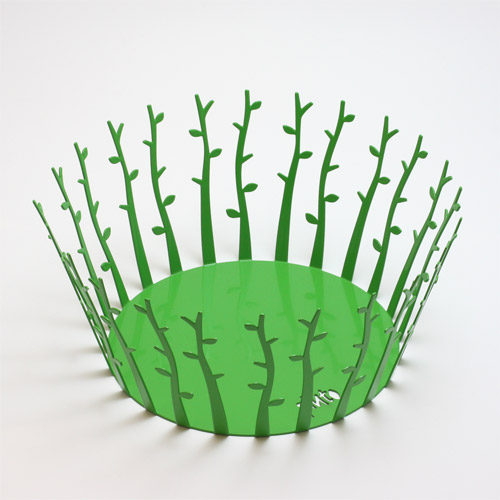 FRUITS BOWL IVY GREEN (フルーツ ボウル IVY グリーン) 【送料無料】