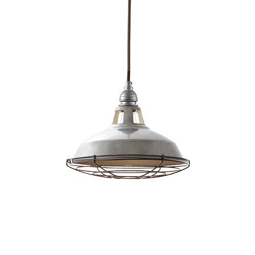 JAIL PENDANT LIGHT S METAL (ジェイル ペンダント ライト S メタル 白熱灯電球タイプ) AW-0350V-ME 【送料無料】  【AWS】