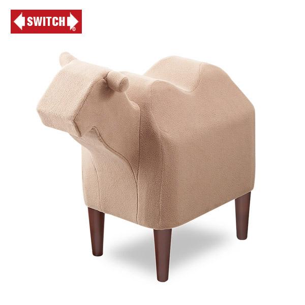 【SWITCH】 FRIEN'ZOO STOOL CAMEL (スウィッチ フレンズー スツール キャメル) 【送料無料】 【SWP10B】