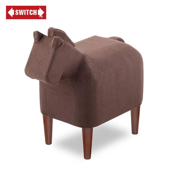 【SWITCH】 FRIEN'ZOO STOOL HORSE (スウィッチ フレンズー スツール ホース) 【送料無料】 【SWP10B】